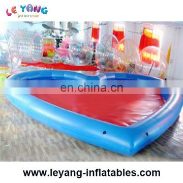 shape Inflatable Swimming Pool For Kids and adults