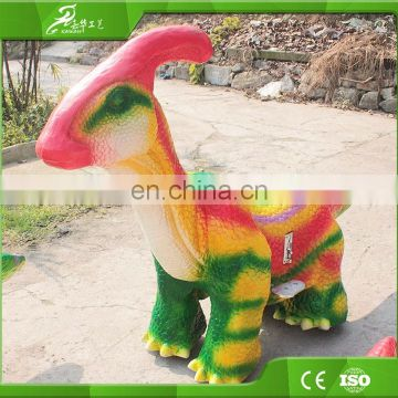 KAWAH Playground equipment amusement Electric Ride Dinosaur Toy Car For Kids