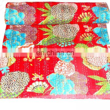 Tropicana Kantha Quilts Wholesale Lot Cheap Prices