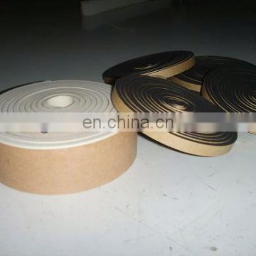 China factory directly sell flexible transparent plastic sheet, Mixed color foam scrap with skin