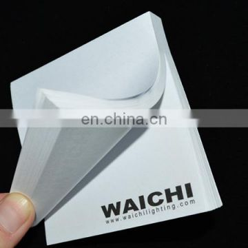 oem shaped custom posted notes promotion