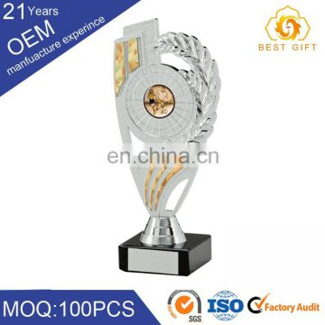 Wholesale mini metal airplane trophy bases world cup trophy