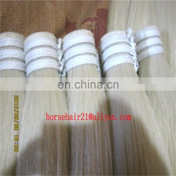 clean horse hairs for wooden rocking horses mane and tail
