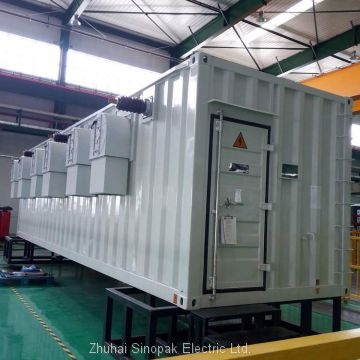 Sinopak 35kV Outdoor Air Cooled STATCOM