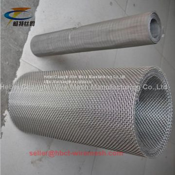 Super Duplex Decorative Square Wire Mesh Wire Diameter 0.1 - 5mm Corrosion Resistance