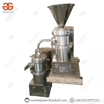 Pharmaceutical Grade Hummus Making Machine Food Colloid Mill