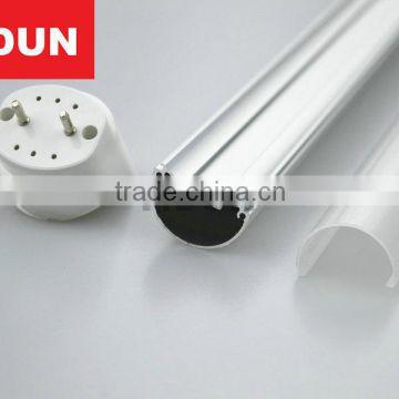 Led Aluminum Extrusion T8 T5 Lighting Plastic