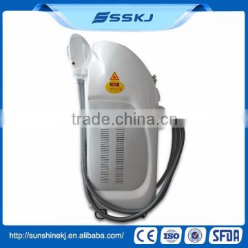 Elight Ipl Shr Nd Yag Laser Rf Beauty Equipment In Hot Sale