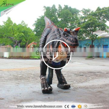 2017 Amusement Park Adult Animatronic T Rex Dinosaur Costume