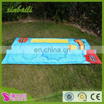 wholesale 2017 new product large reactive printing cotton beach towel