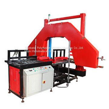 SD-BS630 HDPE pipe band saw