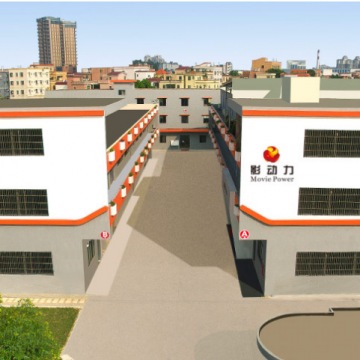 GUANGZHOU MOVIE POWER TECHNOLOGY CO,LTD