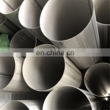 10 inch stainless steel welded large pipe tube 304 316