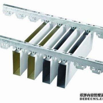 U-shaped Aluminum Square Pass Home Towns Roll Coating Company Name