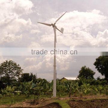TOP! 1kw 2kw 3kw 5kw 10kw 20kw 25kw 30kw wind turbine for home, off grid/on  grid wind generator 3kw wind power generator