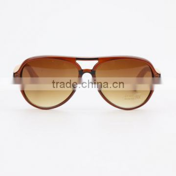 brown gradient sunglasses custom bamboo sunglasses                                                                                                         Supplier's Choice
