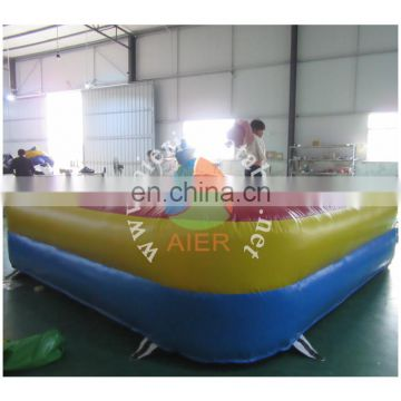 Cool design indoor/outdoor inflatable jousting course for sale