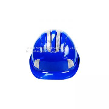 ABS Material Construction Worker Head Protection Safety helmet