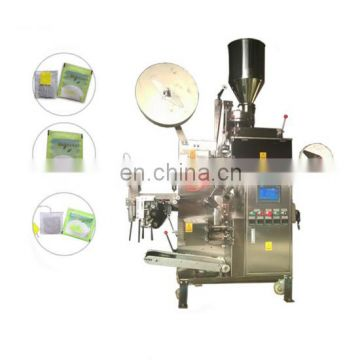 Hot sale triangle tea bag packing machine bubble tea sealing machine