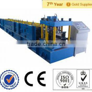 roofing and wall cladding board roll forming making machine