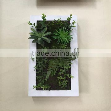 2017 SJ20170048 artificial plant boxwood hedge and plastic hedge fence wall