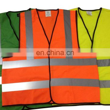 Customized 3M high reflective safety vest for woker safe