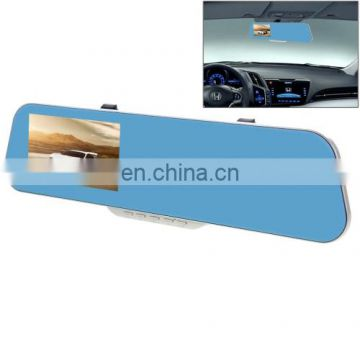 G895 HD 1080P 4.3 inch Screen Display Rearview Mirror Vehicle DVR