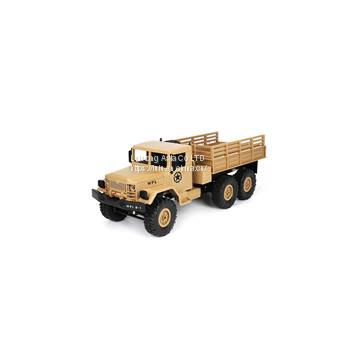 WPL B-16 Off-road RC Car RTR 2.4G 1:16 6WD Brushed Climbing
