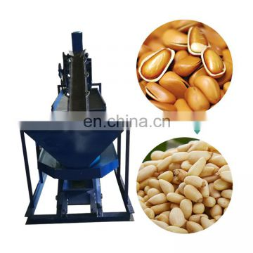 Sunflower seed sheller machine Hot selling Automatic nut shelling machine Top quality Pine nut processing machine