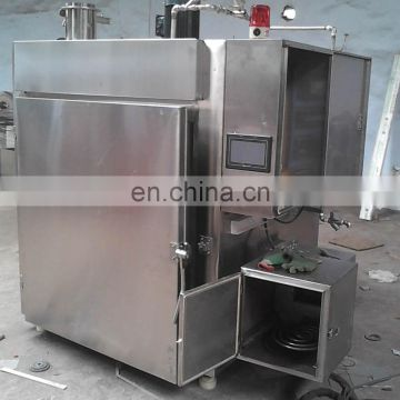 Multifunctional automatic electric fish smoker machine fish smoking machine/oven