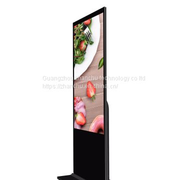 43inch andriod  player equipment video player floor standing advertising player Lcd monitor