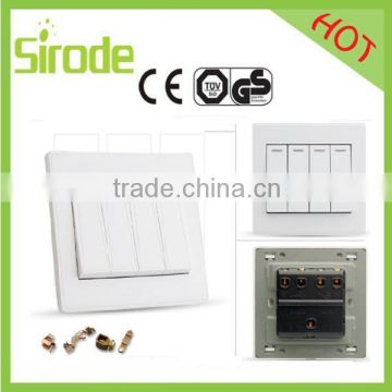 Wholesale Price For UK Plug Wall Socket Switch