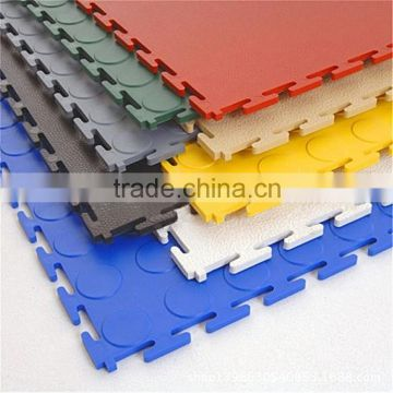 China Anti-slip PVC Floor Tile Factory