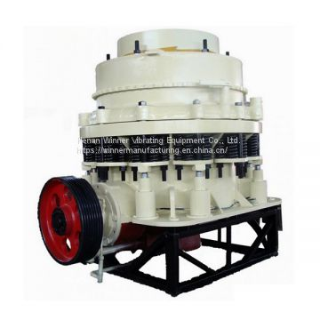 High efficiency Cone crusher used in sand making