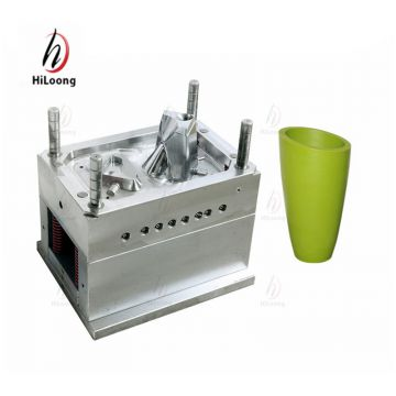 taizhou injection plastic bonsai pot mould