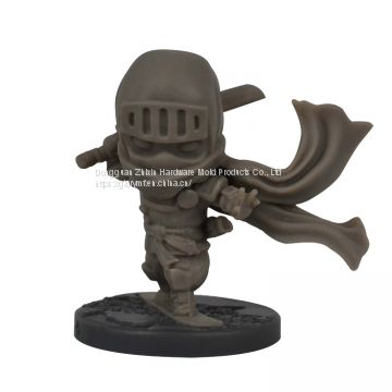 Factory OEM custom PVC figure, Custom board game miniature