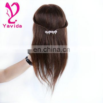 wholesale top quality mannequin heads with hair on sale/100%human hair mannequin head cheap price