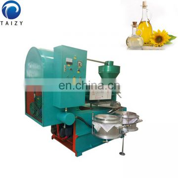 Home use automatic oil press machine in Japan