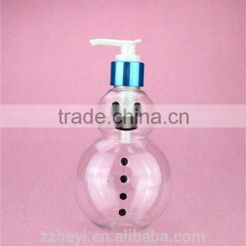 White Colored Transparent Christmas Decoration Snowman
