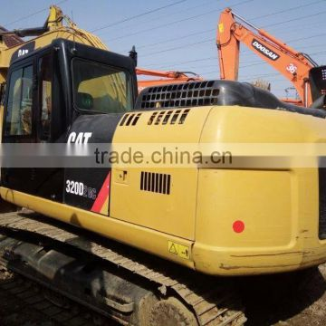 Used CAT 320D (320D2 GC) Excavator Caterpillar 320C 325C 325DL 325BL 330B  Excavator