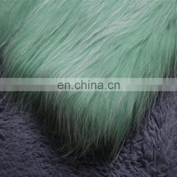 Winter hand made raccoon fur weaven coat knitting fur garment