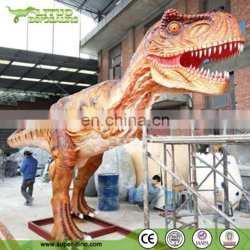 Theme Park Decoration Huge Life Size T-Rex Statue