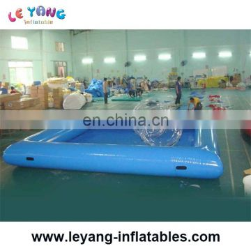 Hot Selling Water Ball Using 10m big Inflatable Swimming Pool