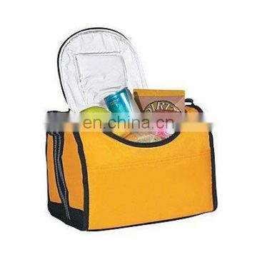 cheap insulated cooler bag with pretty color cooling bag
