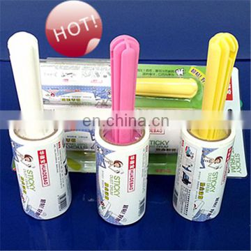 Cleanig Pet Hair Remover Sticky Roller Brush