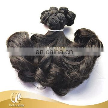 Unprocessed wholesale 8a grade good quick and tight curl spring curl virgin remy hair