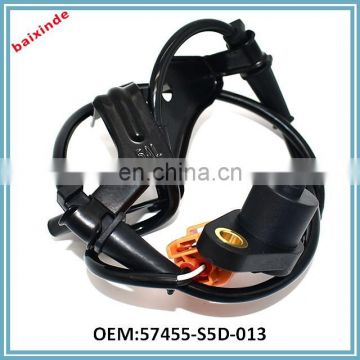 BAIXINDE Factory made ABS wheel speed sensor OEM 57455-S5D-013 for A3 TT /VW PASSAT GOLF
