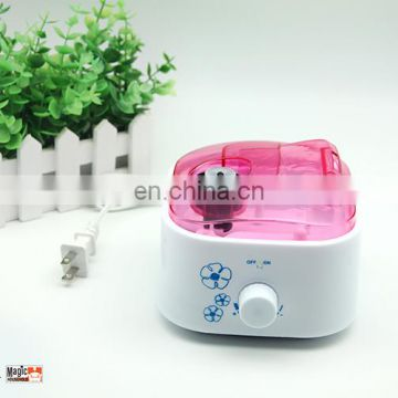 Mini Water Bottle Portable Air Cooler LED Cool Mist Humidifier Ultrasonic Humidifier Waterless Auto Shut-off
