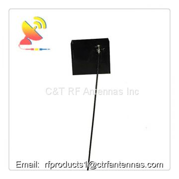 Rf antenna 2.4G&5.8G dual band wifi FPC internal antenna with rg1.13 cable opening end
