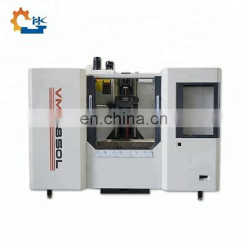 VMC850 CNC Metal Milling Machine Center with FANUC Controller